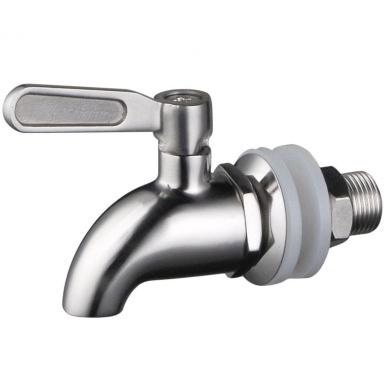 Stainless Steel Beverage Dispenser Replacement Spigot