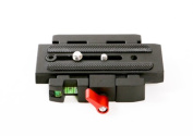Dolica F200 Plate Adapter with Sliding Mounting Plate