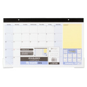 At-A-Glance Quick Notes Compact Monthly Desk Calendar 2016, 45cm x 25cm Page Size