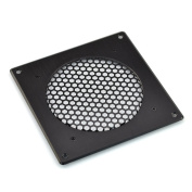 AC Infinity AIRPLATE A3, Ventilation Grill for PC Computer AV Electronic Cabinets, also mounts one 120mm Fan