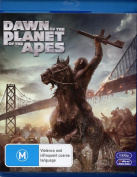 Dawn of the Planet of the Apes [Region B] [Blue-ray] [Region 4]
