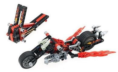 Lego - Muscle Slammer Bike - Racers