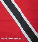 Trinidad Flag Bandana - Bandana With Trinidad Flag Print