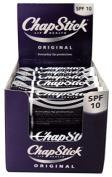 Chapstick Original Lipbalm SPF10 24 Pack
