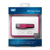 WD WDBZBY0000NPM-EASN Flat USB Cable Grip Pack - Fuchsia