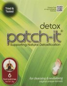 Patch-It Detox Patch-It - Pack of 6