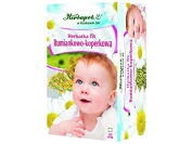 HERBAPOL - CAMOMILE - FENNEL TEA FIX - 20 sachets - This aromatic herb mixtures is an ideal thirst-quencher, and also promotes the proper functioning of the digestive tract