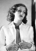 Garbo, Greta - Poster - Black and White + OB Poster