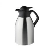 Helios Enduro Push Stainless Steel Flask - 1500ml