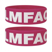 LMFAO - Logo - Silicone Wristband for Collectors - Wrist Bands - Width: 24 mm, Diameter