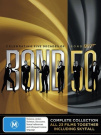 Bond 50 Celebrating Five Decades of 007 - Box Set [Region 4]