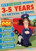 Postman Pat 3-6 - Pedigree Education Range 2015