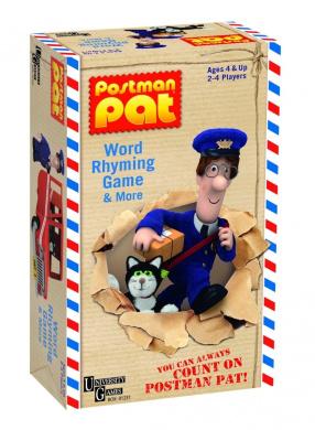 Supplier Postman Pat Word Rhyming Game