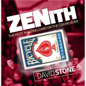 Zenith (DVD and Gimmicks) by David Stone - DVD