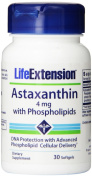 Life Extension, Astaxanthin with Phospholipids, 4 mg, 30 Softgels