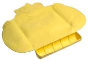 Kiddopotamus Tinydiner Placemat, Yellow