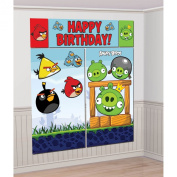 Angry Birds Giant Scene Setter Wall Decorating Kit