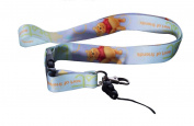 Disney Winnie the Pooh Lanyard for Mobile Phone/Camera/MP3 Player