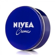 Genuine German Nivea Creme Cream Made in Germany - 8.45 oz. / 250ml metal tin - Made in Germany NOT Thailand ! by Beiersdorf Germany [Beauty]