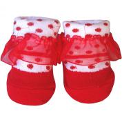Baby Girls' Funky Festive Design Novelty Christmas Socks