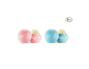 EOS Visibly Soft Lip Balm Duo (:Pack of 3