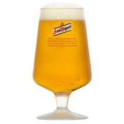 San Miguel Pint Glass 590ml NEW.