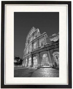 """The Colosseum"" Framed Black & White Print Of The Colosseum And Ancient Rome Italy. A Romantic Art & Photography Picture, B+W prints"