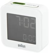 BRAUN Travel Alarm Clock Braun BNC008WHWH