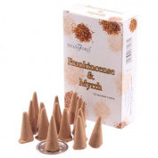 Stamford Incense Cones - Frankincense & Myrrh 37166