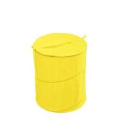 Sabichi Pop Up Laundry Bin, Lemon