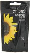 Dylon Sunflower Yellow Hand Dye 50 g