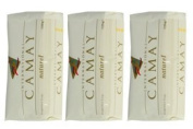 International Camay By P & G Natural Soap Pack Of 3 X 125 Gms