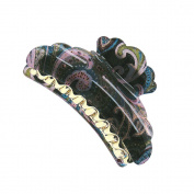 Hair Accessory - Flower Hair Jaw Claw Clip