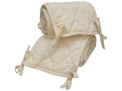 Natura Classic Natural Start Bumper Crib Pad