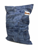 BB2 Medium Minky Wet/ Dry Water Resistant Travel Grab & Go Cloth Nappy Bag