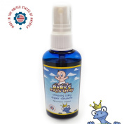 Baby Nappy Ointment Soothing Spray - Easy and Convenient Baby Nappy Ointment. Safe, Natural, and Easy to Use
