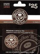 The Coffee Bean & Tea Lea Gift Card