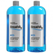 BreathRx DIS365 Mouth Rinse 980ml