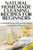 Natural Homemade Cleaning Recipes for Beginners