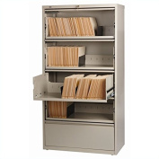Hirsh HL8000 Series Wide Commercial Lateral Files Open Filing Unit Colour