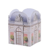 Architectural Watercolours Table Lantern, The Gatehouse, 15cm x 20cm
