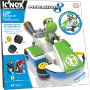 K'nex Mario Kart 8 - Yoshi Kart Building Set