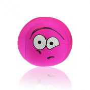 Lookatool Home Colourful Smiley Emoticon Lovely Round Cushion Pillow Stuffed Soft Toy