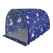 Pacific Play Tents Space Capsule with Glow In Th Dark Universe Playhouse