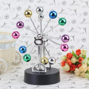 Colourful Office Desk Decor Kinetic Ferris Wheel Perpetual Motion