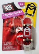 2015 Tech Deck TD Tie-Dye Series Graphic Griptape 8/8 - SK8MAFIA Finger Skateboard