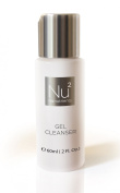 Nunutrients Gel Cleanser with Rose Hip & Seaweed - Chemical Free, Gentle & Effective Daily Skincare Solution.