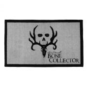 Kimlor Mills Bone Collector Bath Mat, Black