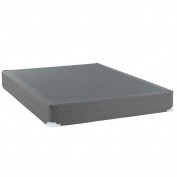 Sleep Inc. 23cm Complete Comfort Standard Wood Mattress Foundation, Full
