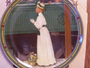 Norman Rockwell a Mother's Welcome Plate